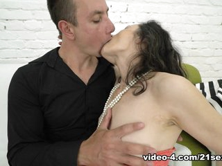 Milly & Rob in Ancient Cunt Gets Drilled, Scene #01 - 21Sextreme