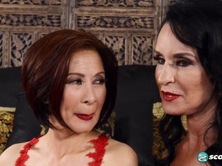 Rita Daniels and Kim Anh in the filthiest 60something 3-way ever - 60PlusMilfs