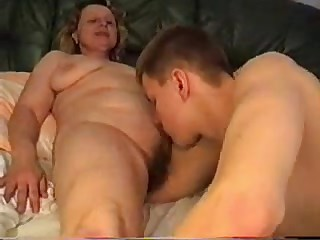 Granny and boy - 13