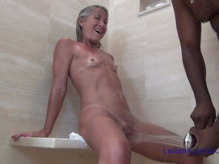 Incredible housewife can manage to fuck her husband and her neighbor all day, without getting tired
