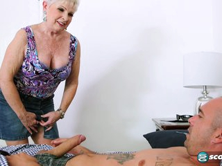 Jewel - Jewel Is A Granny. Jimmy Is Her Grandson`s Frie